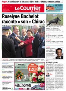 Le Courrier de l'Ouest Angers – 28 septembre 2019