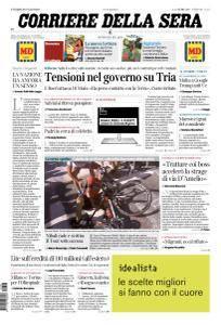 Corriere della Sera - 20 Luglio 2018