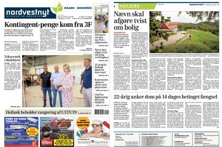 Nordvestnyt Holbæk Odsherred – 28. juni 2019