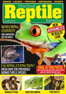 Practical Reptile Keeping - Issue 133 - January 2021