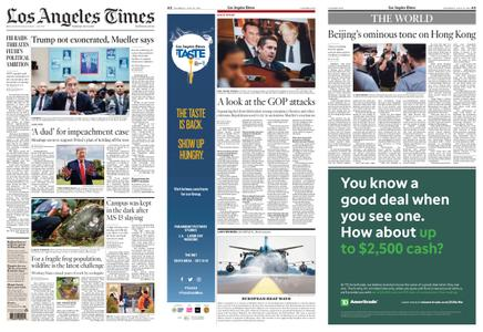 Los Angeles Times – July 25, 2019