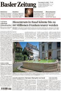 Basler Zeitung - 25 Juli 2019