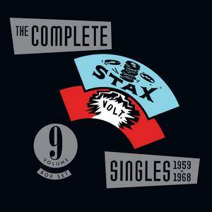 Various Artists - The Complete Stax & Volt Singles 1959-1968 (1991) {9CD Set Reissued 2016 Digitally Remastered}