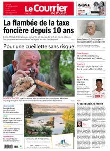 Le Courrier de l'Ouest Cholet – 19 octobre 2019