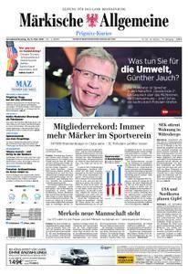Märkische Allgemeine Prignitz Kurier - 10. März 2018