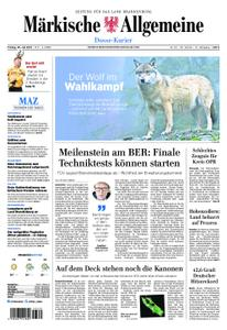 Märkische Allgemeine Dosse Kurier - 26. Juli 2019