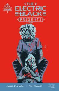 Scout Comics-The Electric Black Presents No 03 2021 Hybrid Comic eBook