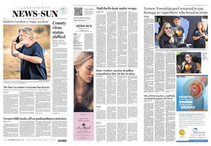 Lake County News-Sun – October 23, 2021