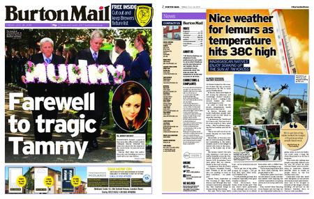 Burton Mail – July 26, 2019