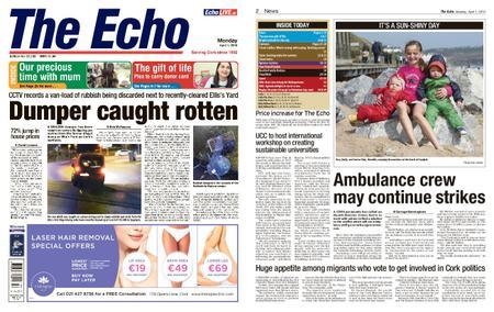 Evening Echo – April 01, 2019