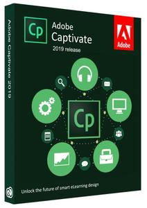 Adobe Captivate 2019 v11.5.1.499 (x64) Multilingual