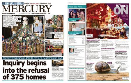 Hertfordshire Mercury – November 28, 2019