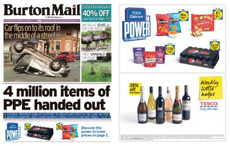 Burton Mail – October 15, 2020