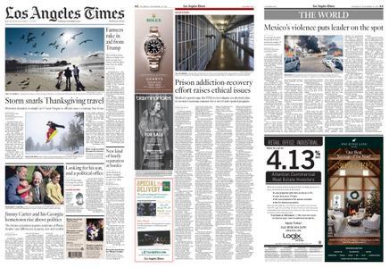 Los Angeles Times – November 28, 2019