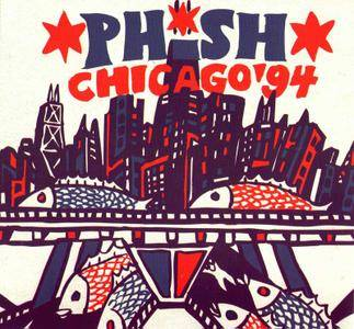 Phish - Chicago 94 (2012) [6CD Box Set]