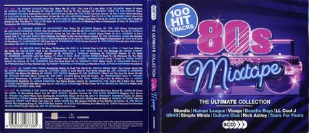 VA - 80s Mixtape: The Ultimate Collection (2017)