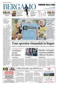 Corriere della Sera Bergamo – 21 agosto 2019