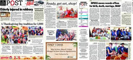 The Guam Daily Post – November 29, 2019