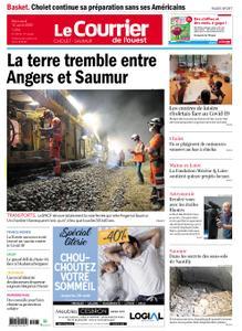 Le Courrier de l'Ouest Cholet – 12 août 2020