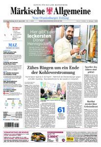 Neue Oranienburger Zeitung - 26. Januar 2019