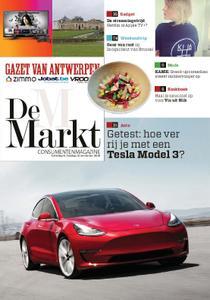 Gazet van Antwerpen De Markt – 09 november 2019