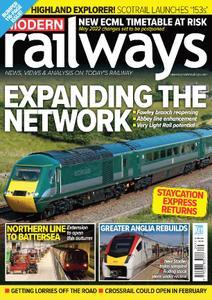 Modern Railways – September 2021