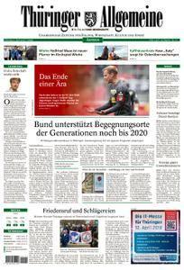 Thüringer Allgemeine Artern - 03. April 2018