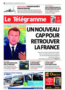 Le Télégramme Ouest Cornouaille – 15 juin 2020