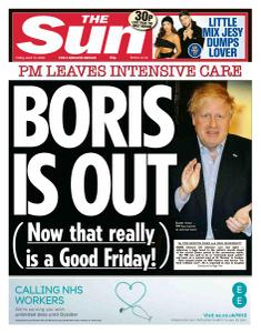 The Sun UK - 10 April 2020