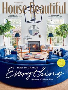 House Beautiful USA - September 2020