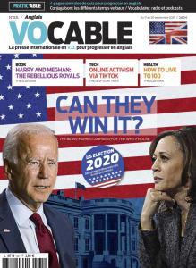 Vocable Anglais - 17 Septembre 2020
