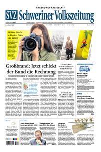 Schweriner Volkszeitung Hagenower Kreisblatt - 30. November 2019