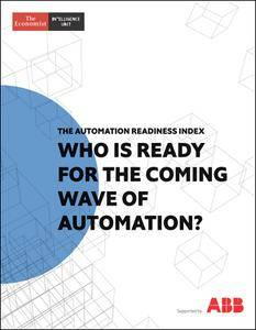 The Economist (Intelligence Unit) - Who is Ready for the Coming Wave of Automation ? (2018)
