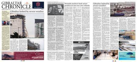 Gibraltar Chronicle – 30 January 2018
