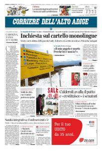 Corriere dell'Alto Adige – 06 gennaio 2019