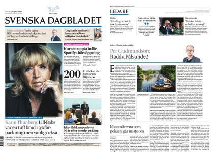 Svenska Dagbladet – 04 april 2018