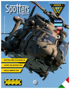 Spotters Magazine - No.43 2020