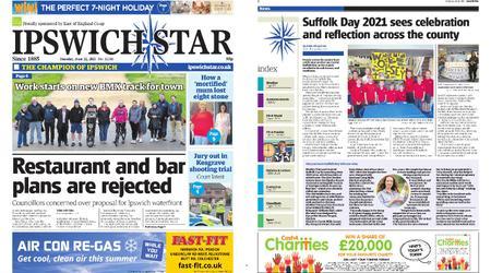 Ipswich Star – June 22, 2021
