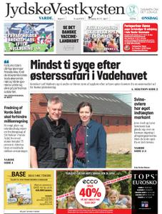 JydskeVestkysten Varde – 24. april 2019