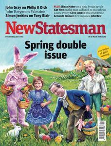 New Statesman - 18 - 31 March 2016