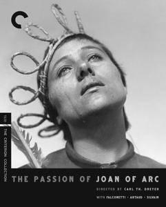 The Passion of Joan of Arc / La passion de Jeanne d'Arc (1928) [Criterion Collection]