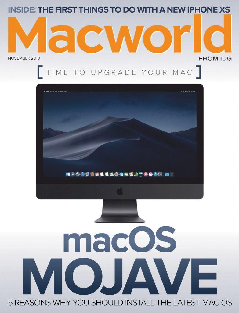 Macworld Australia - November 2018