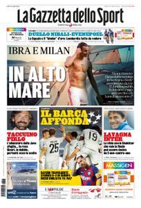 La Gazzetta dello Sport Bergamo – 15 agosto 2020