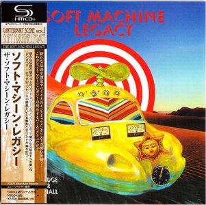 Soft Machine Legacy - Soft Machine Legacy (2005) {2014 Japan Mini LP SHM-CD Remaster VSCD4263}
