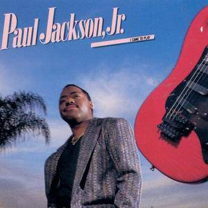 Paul Jackson, Jr. - I Came to Play (1988)