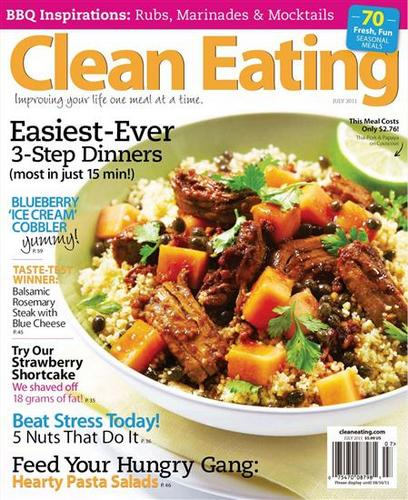 Clean Eating - July 2011