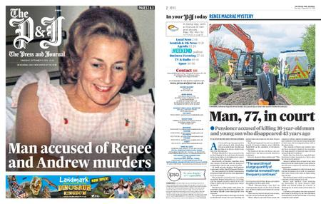 The Press and Journal Moray – September 12, 2019