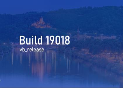 Windows 10 Insider Preview (20H1) Build 19018.1