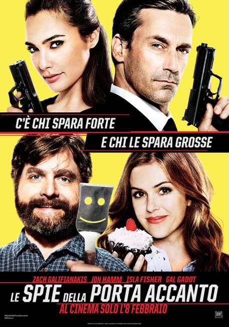 Le spie della porta accanto (2016)