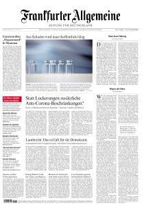 Frankfurter Allgemeine Zeitung - 29 März 2021